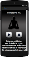 Screenshot of Sound of Mindfulness DK