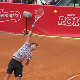 by Aurelian Hutanu - Sports & Fitness Tennis (  )