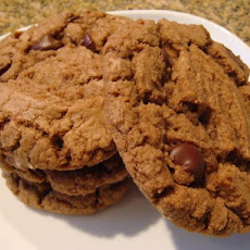Thick and Chewy Nutella Chocolate Chip Cookies