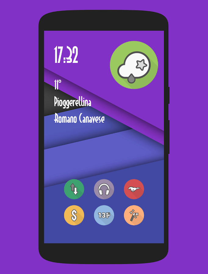 Toxic - Icon Pack Screenshot 2