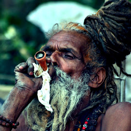 by Rajeev Pal - People Portraits of Men (  )