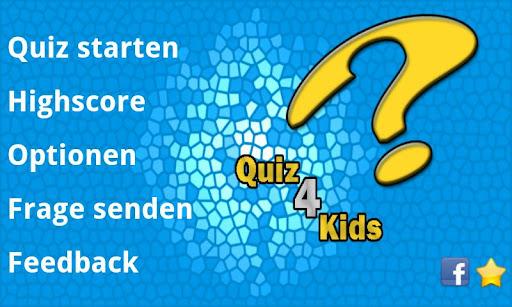 Quiz 4 Kids