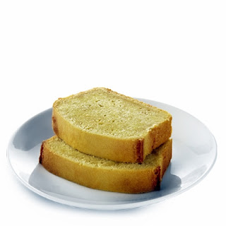 Pound Cake made with Truvía® Baking Blend