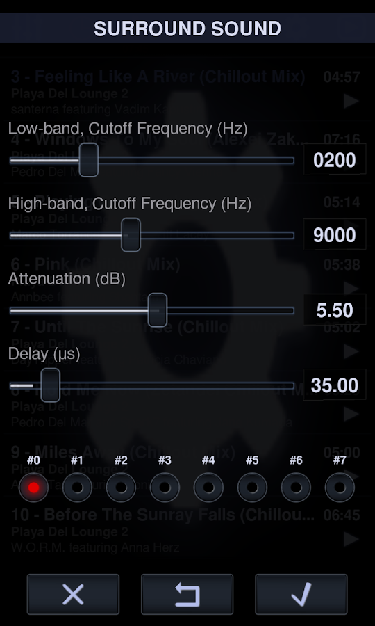 Neutron Music Player Screenshot 6