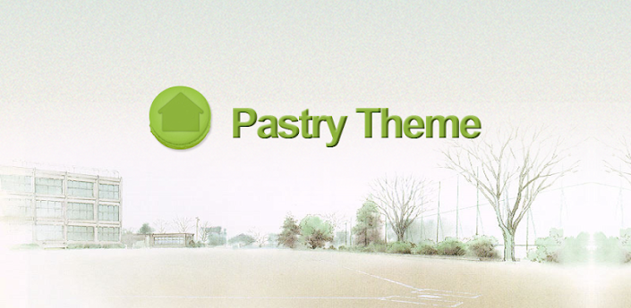 Pastry Next Launcher Themev1.0
