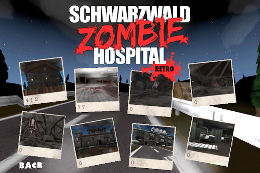Schwarzwald Zombie Hospital apk screenshot