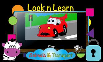 Screenshot of Toddler Game with Toddler Lock