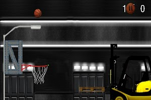 Screenshot of NIGHT STREET BASKETBALL
