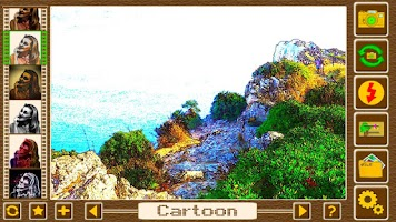 Screenshot of Pixel Artist - Camera Effects