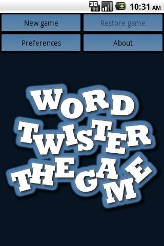Wordtwister
