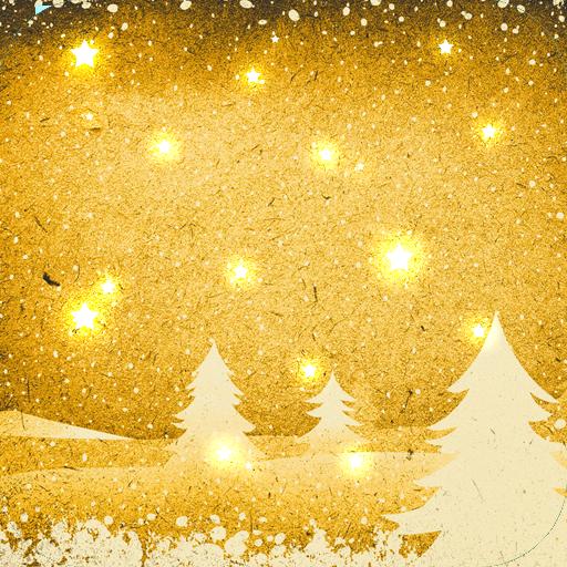 星光闪烁梦幻动态壁纸XXXIII 個人化 App LOGO-APP試玩