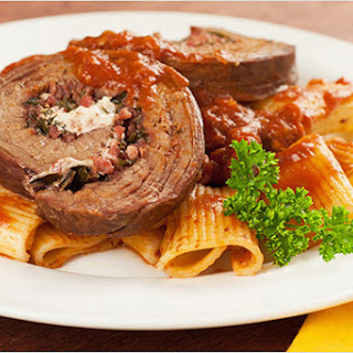 Beef Braciole Steak Recipes