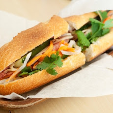 Serious Eats' Bacon Banh Mi
