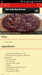 Nuts and Seeds Recipes - screenshot