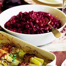 Jewelled Cranberry & Juniper Red Cabbage