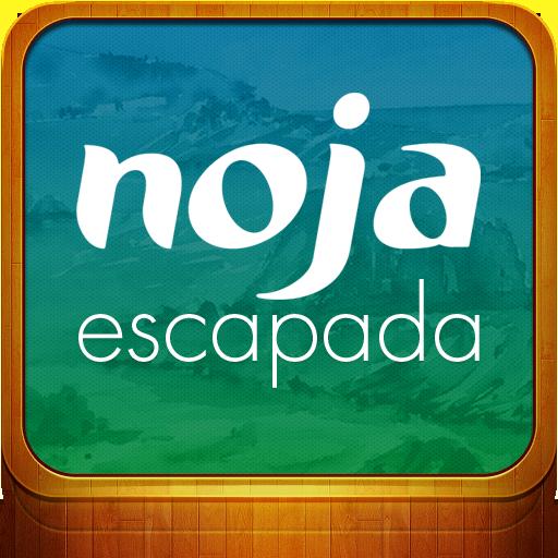 Noja Escapada LOGO-APP點子