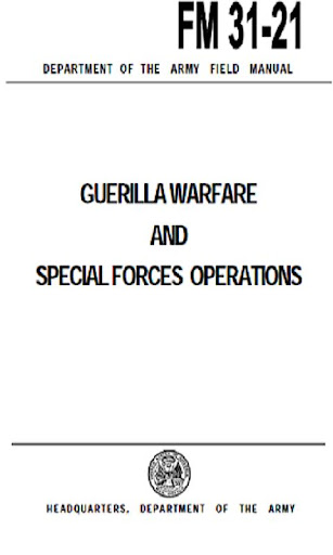 Guerrilla Warfare SpecialForce