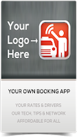 Screenshot of GetRide Driver App (TaxiPass)