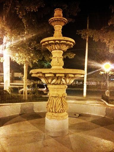 Fuente Plazuela 27 De Septiembre