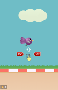 Fly Bird Fly - screenshot