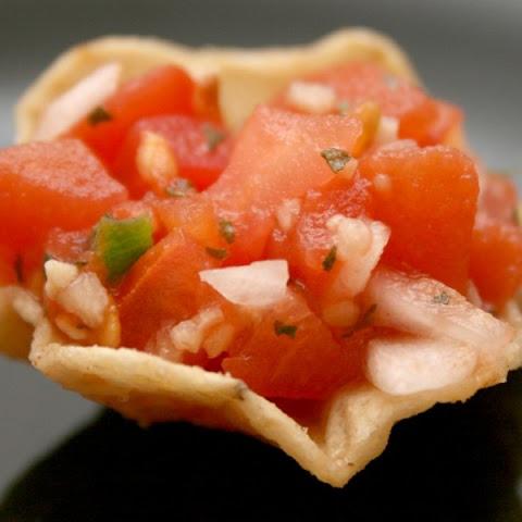 Peach Tomato And Mozzarella Crostini Recipes — Dishmaps