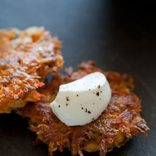 Root Vegetable Fritter Recipes