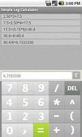 Screenshot of Share Calculator to Friends