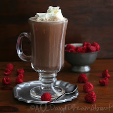 Raspberry Truffle Mochas – Low Carb and Gluten-Free