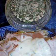 Ranch Dressing and Dip Mix in a Jar