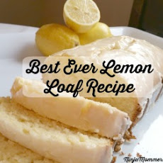 Best Ever Lemon Loaf