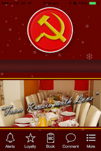 Cccp Restaurant, Ramsgate - screenshot