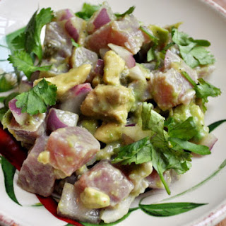 Tuna Tartare Avocado Recipes
