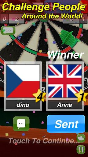 Darts 3D - screenshot