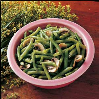 Garlic-Buttered Green Beans