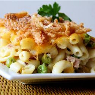 Tuna Casserole With Cream Of Chicken Soup Recipes