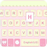 Lovely Girl for Emoji Keyboard APK Image