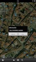 Screenshot of Cáceres View