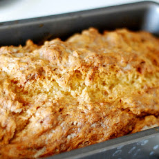 Sopressata-Asiago Beer Bread