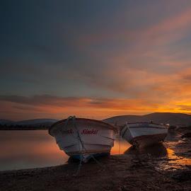 track by Enver Karanfil - Transportation Boats ( urla, boats, nikon )