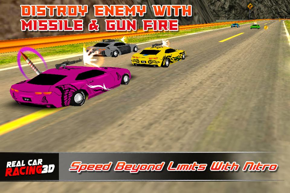 Extreme Crazy Car Racing Game Screenshot 1