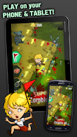 Screenshot of Zombie Minesweeper