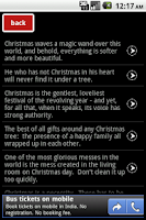 Screenshot of Make Christmas Cards