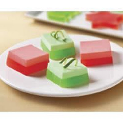 Layered Mousse Bites