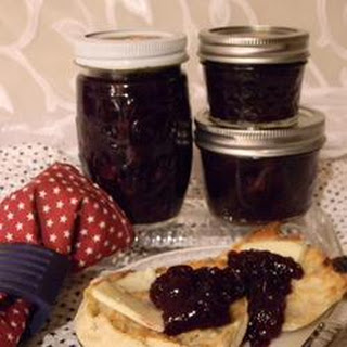 Blueberry Pie in a Jar