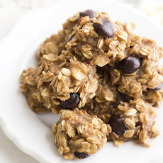 Skinny Monkey Oats Cookies