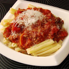 Old-World Spaghetti Meat Sauce