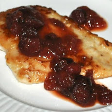 Chicken Breasts With Citrus Cherry Sauce