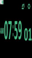Screenshot of Digital Table Clock