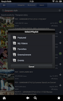 Screenshot of Instatube - YouTube Player