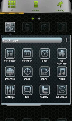 玩個人化App|GridX Go Launcher EX免費|APP試玩
